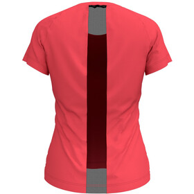 Odlo BL Ceramicool Element T-shirt à col ras-du-cou Femme, chrysanthemum-black